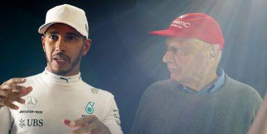 Motorsports: FIA Formula One World Championship 2017, Grand Prix of United States,  #44 Lewis Hamilton (GBR, Mercedes AMG Petronas F1 Team), Niki Lauda (AUT, Mercedes AMG Petronas Formula One Team),  *** Local Caption *** +++ www.hoch-zwei.net +++ copyright: HOCH ZWEI +++