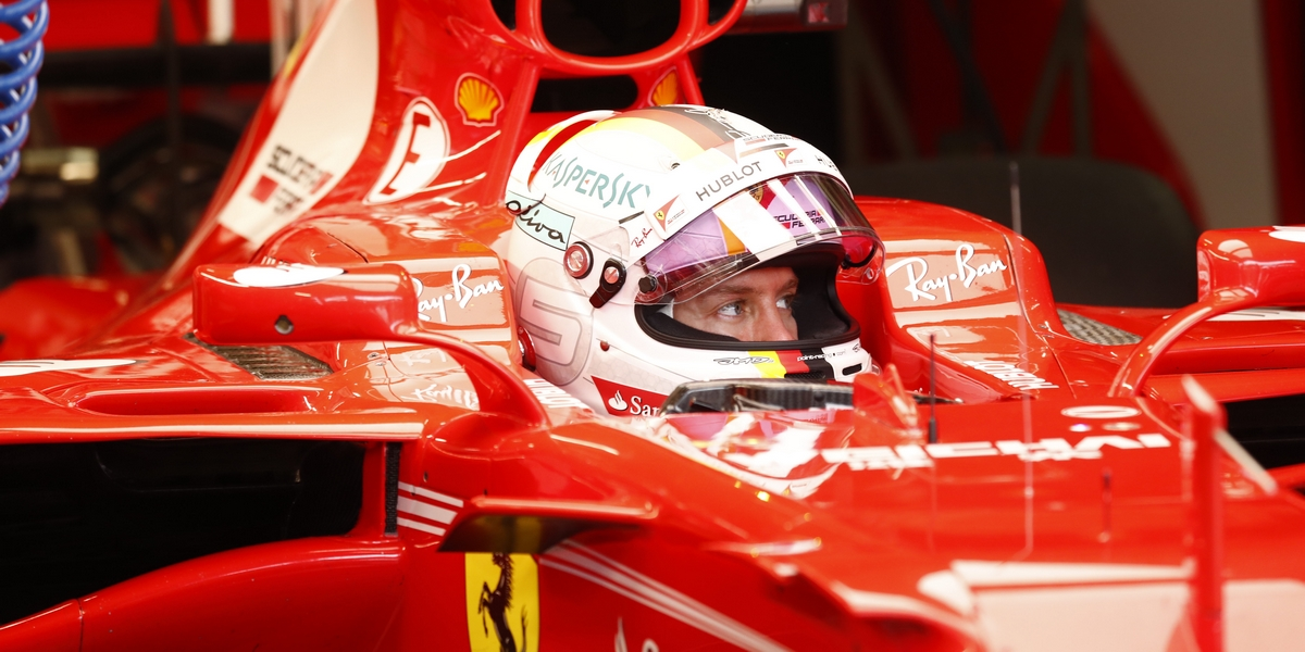 Motorsports: FIA Formula One World Championship 2017, Grand Prix of Brazil,  #5 Sebastian Vettel (GER, Scuderia Ferrari),  *** Local Caption *** +++ www.hoch-zwei.net +++ copyright: HOCH ZWEI +++