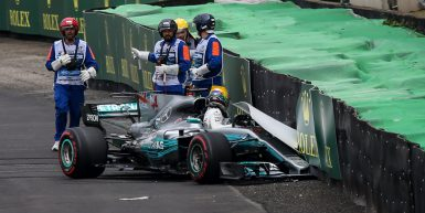 Motorsports: FIA Formula One World Championship 2017, Grand Prix of Brazil,  #44 Lewis Hamilton (GBR, Mercedes AMG Petronas F1 Team),  *** Local Caption *** +++ www.hoch-zwei.net +++ copyright: HOCH ZWEI +++