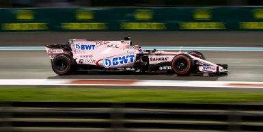 Motorsports: FIA Formula One World Championship 2017, Grand Prix of Abu Dhabi,  #11 Sergio Perez (MEX, Sahara Force India F1 Team),  *** Local Caption *** +++ www.hoch-zwei.net +++ copyright: HOCH ZWEI +++