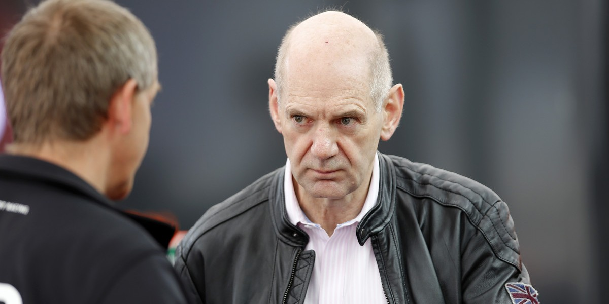 Adrian Newey, father of 20 Harrison Newey (GBR, Van Amersfoort Racing, Dallara F312 - Mercedes-Benz), FIA Formula 3 European Championship, round 6, Zandvoort (NED), 15. - 17. July 2016 *** Local Caption *** +++ www.hoch-zwei.net +++ copyright: HOCH ZWEI / Thomas Suer +++