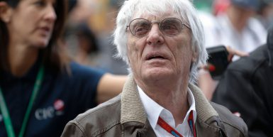 Motorsports: FIA Formula One World Championship 2016, Grand Prix of Mexico,  Bernie Ecclestone *** Local Caption *** +++ www.hoch-zwei.net +++ copyright: HOCH ZWEI +++