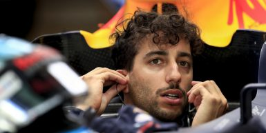 Motorsports: FIA Formula One World Championship 2017, Grand Prix of Abu Dhabi,  #3 Daniel Ricciardo (AUS, Red Bull Racing),  *** Local Caption *** +++ www.hoch-zwei.net +++ copyright: HOCH ZWEI +++