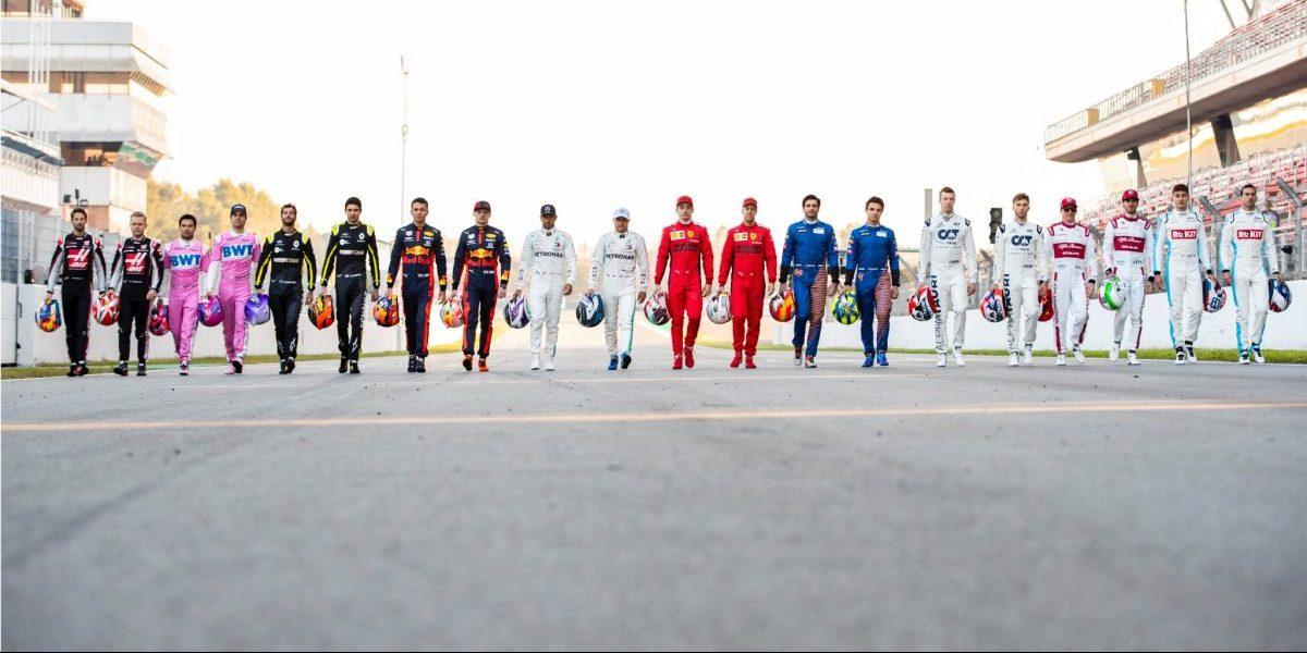 Znáte jezdce ročníku F1 2020?